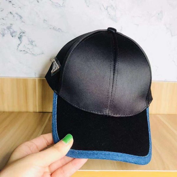 Lettle P Tasarım Şapka Lüks Şapkalar Moda Tasarımcısı Kapaklar Beyzbol Şapkası Mens Womens için Ayarlanabilir Şapka Ayarla ...