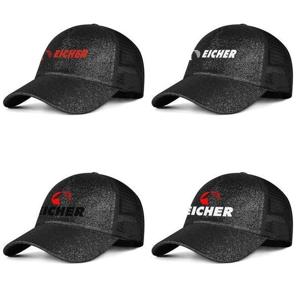 Eicher Motorcycle Limited Logo black Womens Mens Cap Hat Ball Summer Travel Hats