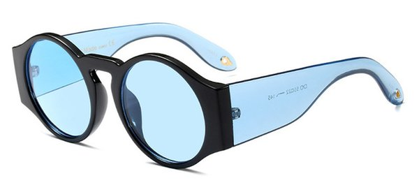 Colore lenti: blu colorato