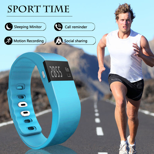 Fashion Men Watches Smart Watch Men TW 64 Activity Tracker Bluetooth 4.0 Smart Sports Bracelet Pedometer Watch Men Sports Watch