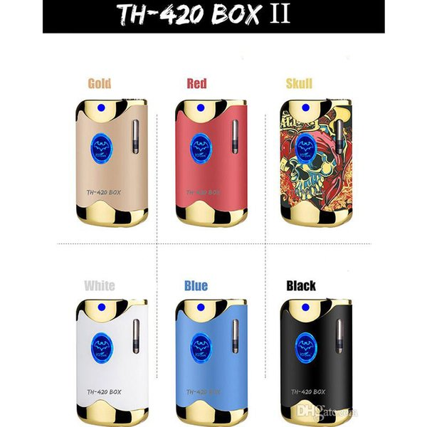 TH-420 II Box Mod No Cartridge