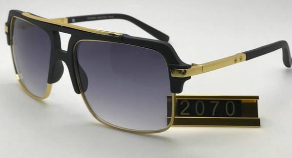 2019 New brand designer luxury womens sunglasses men pilot sun glasses driving shopping fishing shade glasses free shipping