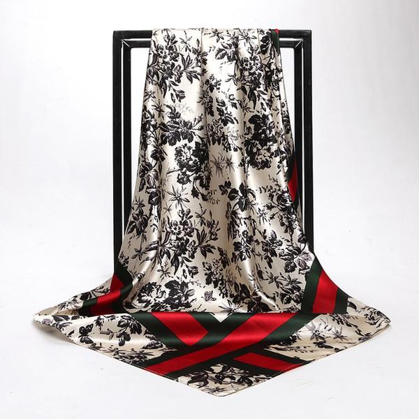 Silk Prints Tecido 2019 Ankara cetim cera de alta qualidade Tecido Africano de vestido de festa HGF02