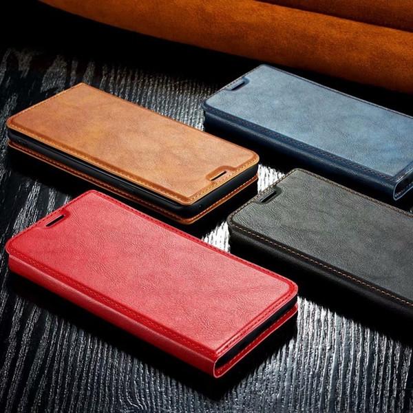 Bolsa em couro capa para Huawei Companheiro 20 30 Pro Lite caso Carteira titular do cartão de telefone Capa Para Huawei P20 P30 Pro Lite Capa