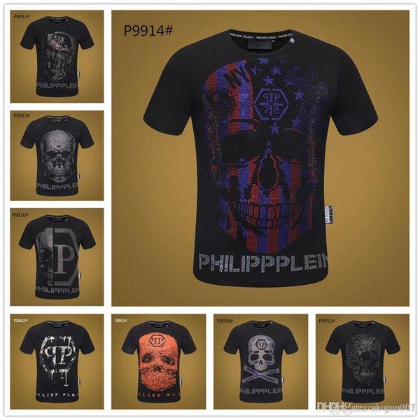 19sa Funny Skull Brothers camiseta Humor tres expresiones del cráneo camisetas Boutique hombres camiseta mujeres camiseta Unisex manga corta camisetas
