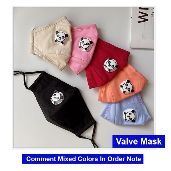 Valve Mask misto colord nella nota