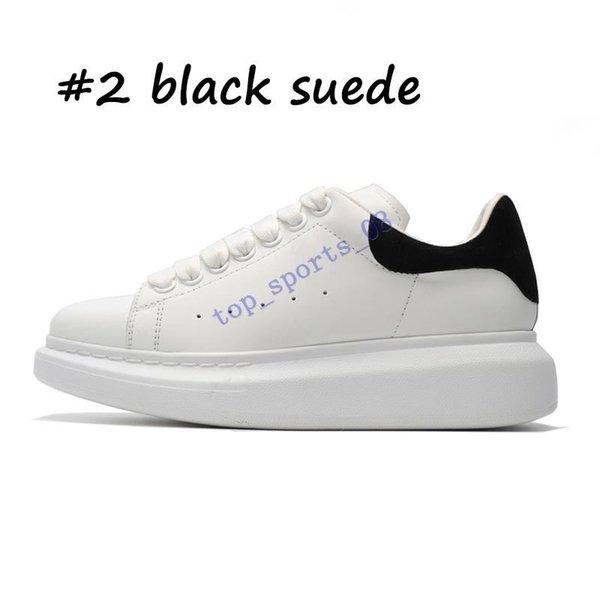 2 سوداء من جلد الغزال
