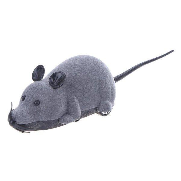 Grey black ear