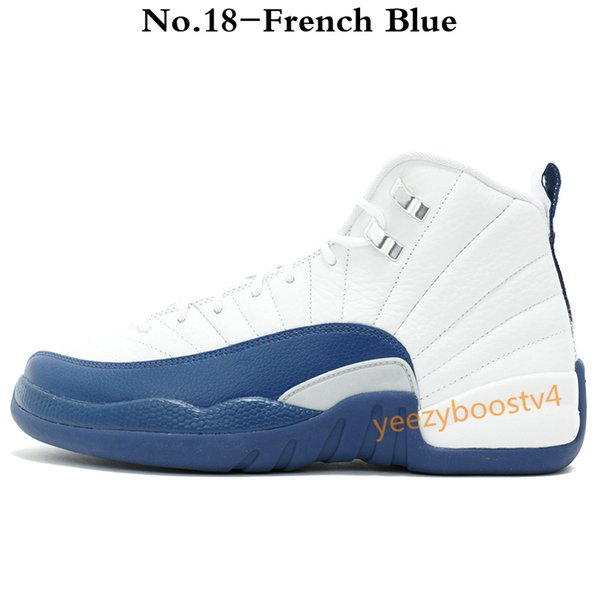 No.18-French Blue
