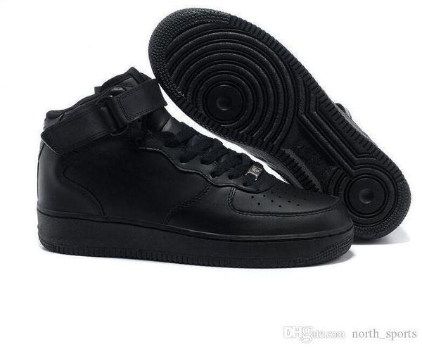 #4 high black