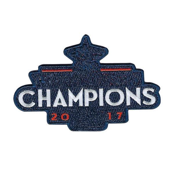 2017 Chamption patch