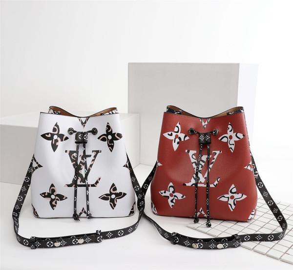 M44020 New look, trendy bucket bag 2019 WOMEN HANDBAGS ICONIC BAGS TOP HANDLES SHOULDER BAGS TOTES CROSS BODY BAG CLUTCHES EVENING