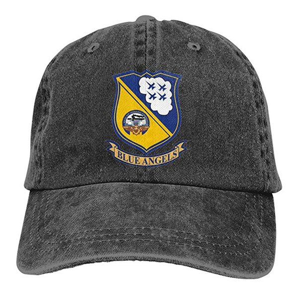 2019 Nuevas Gorras de Béisbol Personalizadas EE. UU. Ejército Retro Ingenieros del Cuerpo Insignia Mens Algodón Ajustable Lavado Twill Gorra de béisbol sombrero