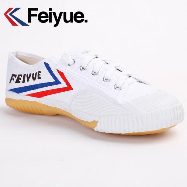 Çocuklar Çocuk sneakers Çin FEIYUE kung fu dövüş sanatları ayakkabı atletizm koşu ayakkabıları kaymaz kanvas ayakkabılar 31-37