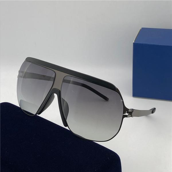 5ea11f92634e2 New mykita sunglasses ultraleve quadro sem parafusos MKT WOLFI quadro  piloto homens top marca designer óculos