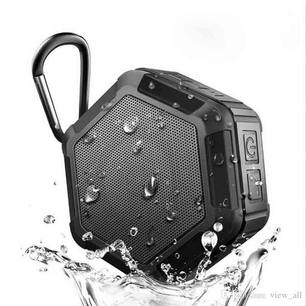 Мини Портативный Открытый спортивный беспроводной IP67 водонепроницаемый Bluetooth спикер Душ спикер велосипед для телефона Play в воде