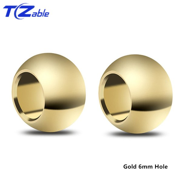 6mm Gold-