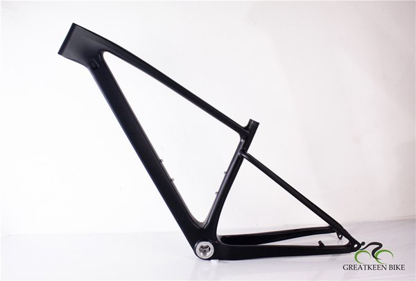 2019 high quality Super light only 950g 142/135 carbon mountain bike frame 29er/27.5er carbon mtb frames 650b Racing bicycle frameset