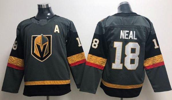 18 James Neal Grey