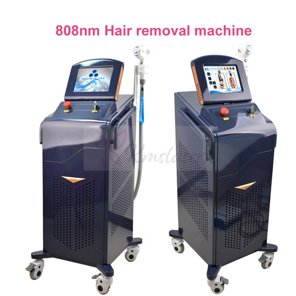 High Power lazer machine 808nm Diode Laser Hair Removal Machine beauty salon equipment with best service