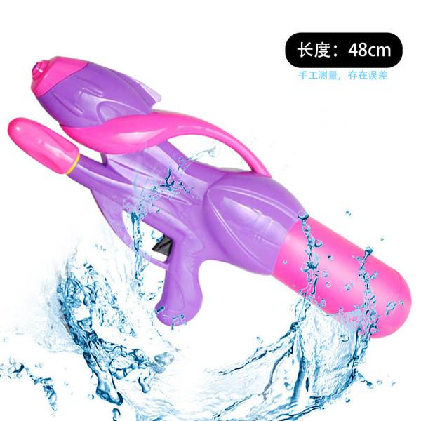 Pistola de agua en polvo púrpura 588 (48 cm)