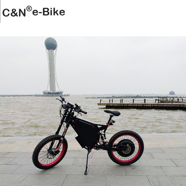 best selling Super electrical bicycle speed 100km h electric motor bike 8000w