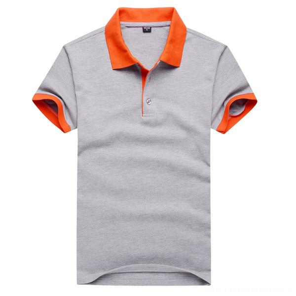 collare grigio Orange (senza tasca sul petto)