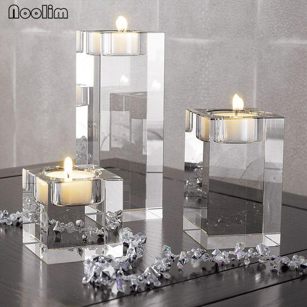 NOOLIM religieux bougeoirs bougie chauffe-plat bougeoir décorations de mariage centres de table bonus