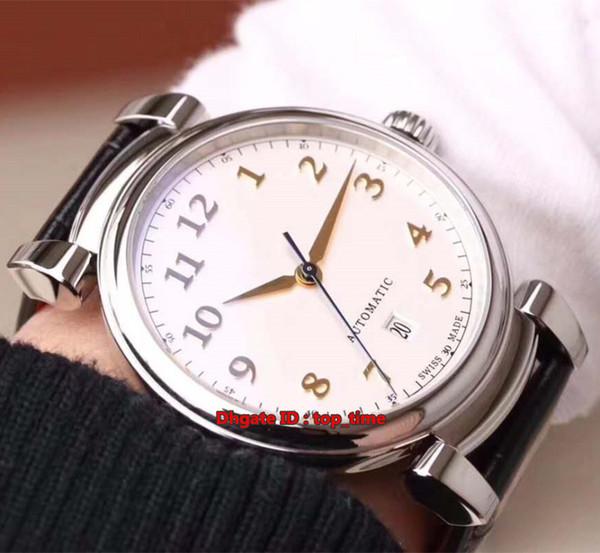 el precio más bajo 3f28d 6d5ce Compre El Mejor Reloj Da Vinci 40 Mm Reloj Suizo Automático ETA2892 Para  Hombre IW356601 Espejo De Zafiro Caja De Acero 316L Esfera Plateada Correa  De ...