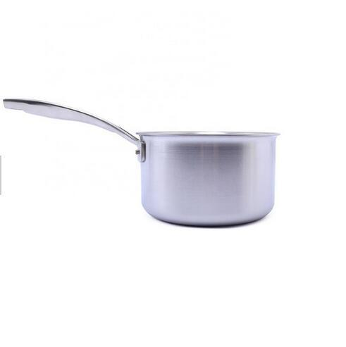 hot selling non-stick cookware titanium coated Titanium Soup pot/ Frying pan Pure titanium cookware cooking from baoji china