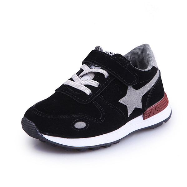 European Cool breathable Spring/autumn girls boys shoes light casual baby sneakers toddlers high quality baby casual shoes