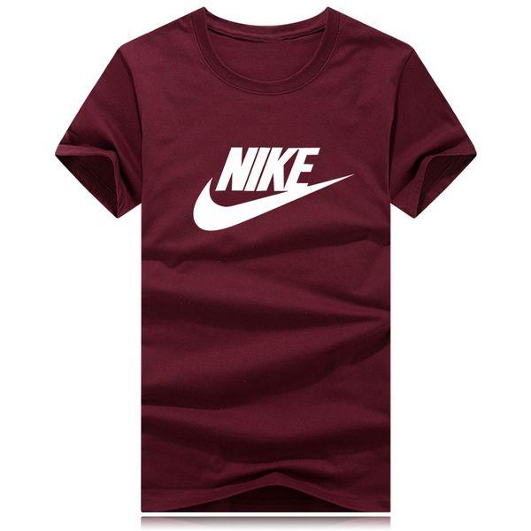 T-shirt di tendenza di marca di nuovi uomini 2017 2019 Nuova camicia di S-4XL degli uomini di stampa di alta moda professionale di estate dei vestiti di modo