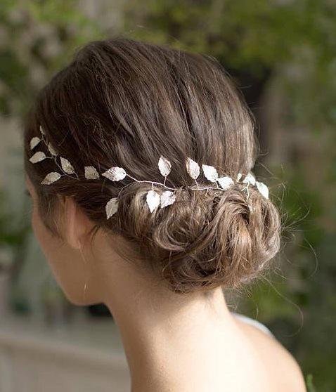 Moda Aksesuarları Düğün Gelin Kafa Hairband Kadınlar Kafa Süs Bayanlar Kıllar Takı Bırakır
