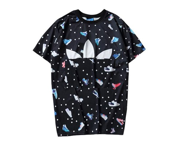 19SS summer new designer T-shirt Explosive fashion cotton sports luxury T-shirt
