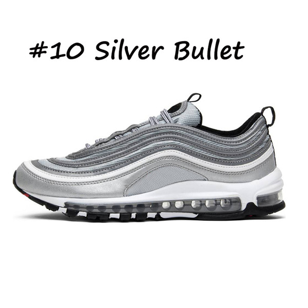 10 balas de prata