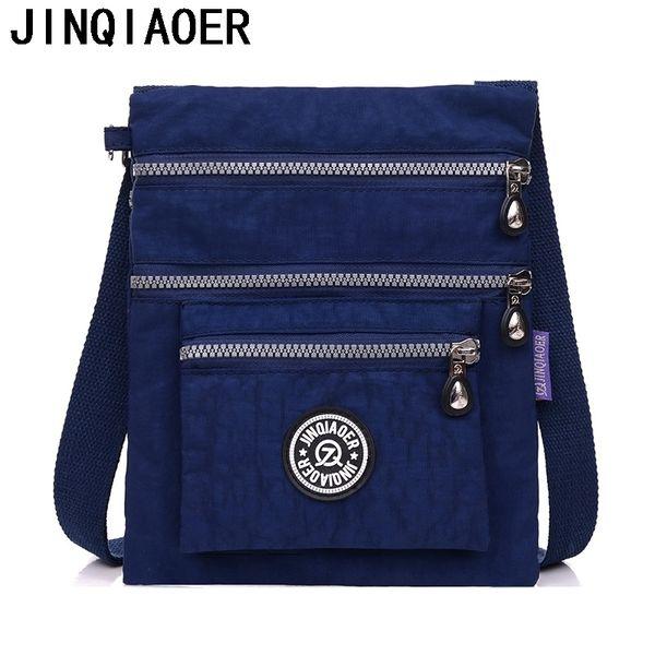Women Messenger Bags Waterproof Nylon Crossbody Bags For Women Shoulder Bags Travel Handbags Sac Bolsa Purse Female Handbags