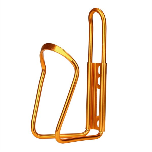 New Aluminum Alloy Bike Bicycle Cycling Drink Water Bottle Rack Holder for mountain folding bike Cage Strongly-gripped hinge #45 #740113
