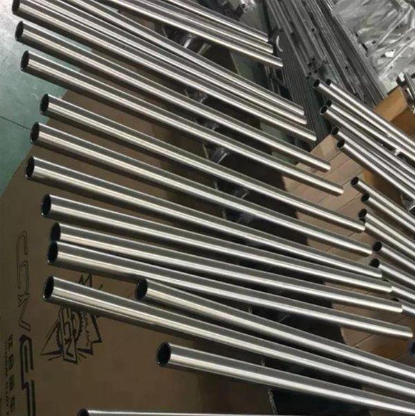 haute qualité titane métal prix avec barre de titane vente chaude ASME SB 338 GR2 Tube de titane sans soudure