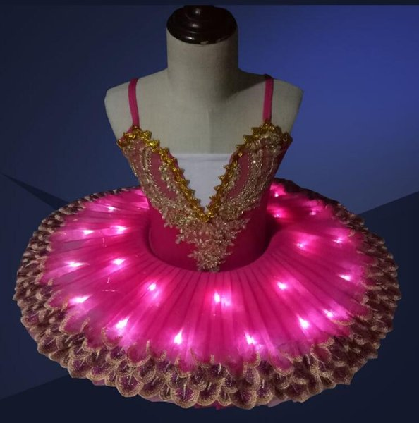 Pink Led Costumes