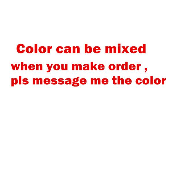 karışık renkli