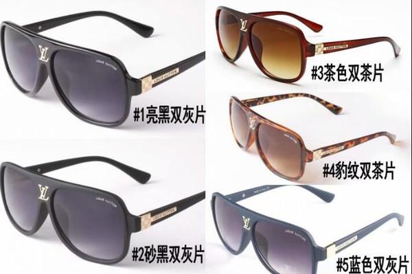 hot sale classic style sunglasses Designer womens glasses mens Sun glasses modern beach sunglasses Multi-color sunglasses