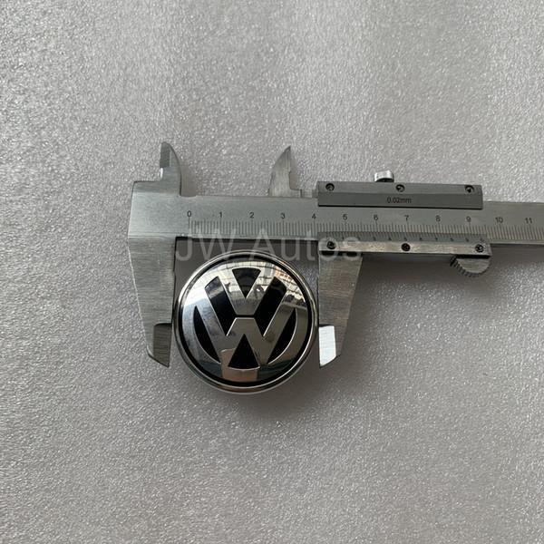 1 pièce Car Styling Airbag Couverture Badge Pour VW Volkswagen Emblème AirBag Couverture Logo Livraison Gratuite