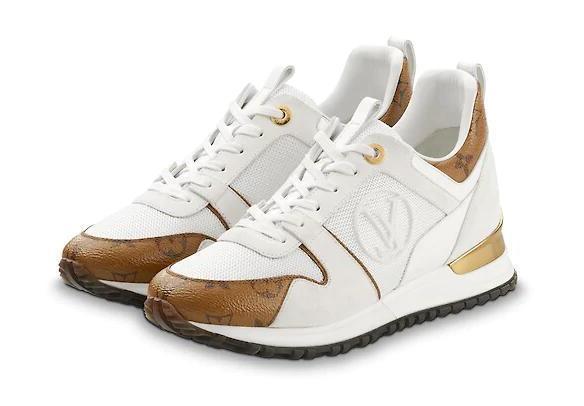2019 Sneaker ricamata asso Mocassini Drivers Espadrillas RUN AWAY SNEAKER 1A3CWN