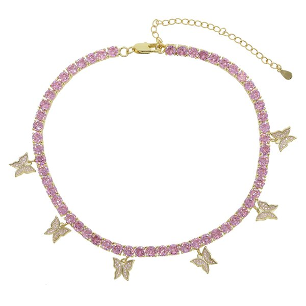 N461-G-Pink-32 with 10 cm
