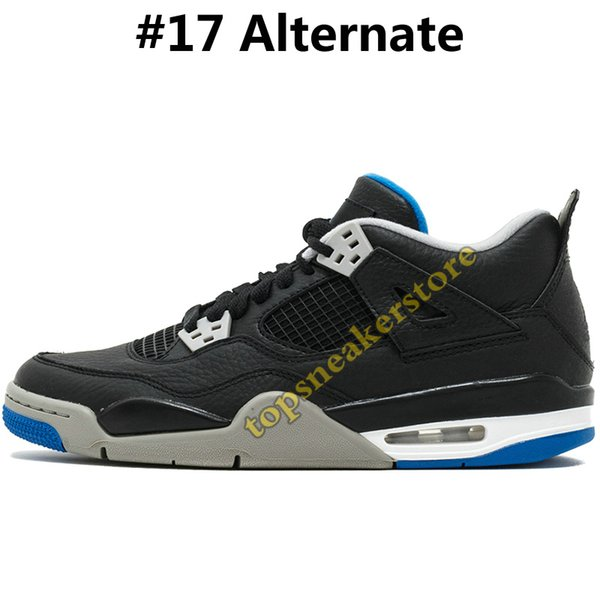 # 17 Alternatif