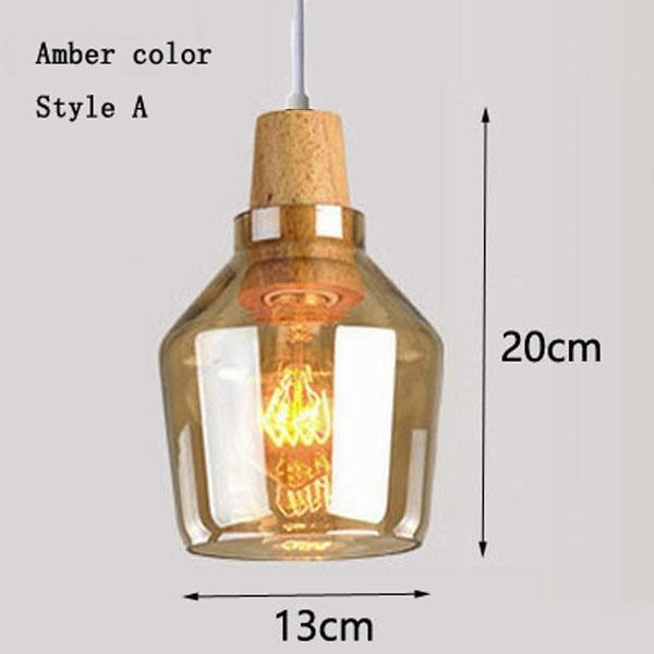 Amber color & style A