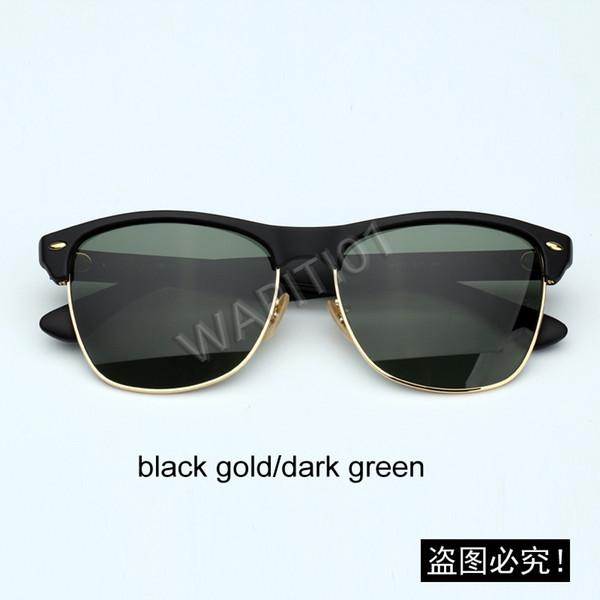 Noir / vert classique
