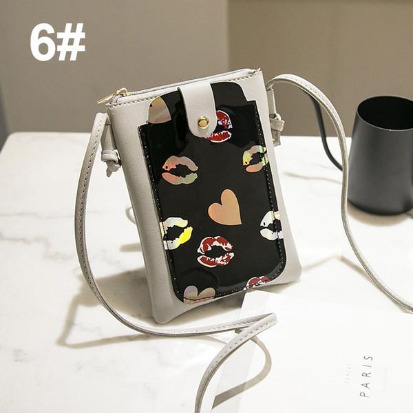 Cheap FashionWomen Shoulder Small Phone Bag Sequins Multicolored Starry Sky Shoulder Crossbody Vertical Bag FBE3 women bag