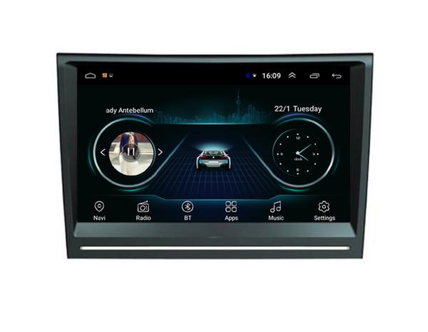 Android автомобиль отличный Bluetooth HD 1080 красивые обои GPS быстрая доставка для Porsche Cayman 911 977 Boxer 2005-2009 9inch