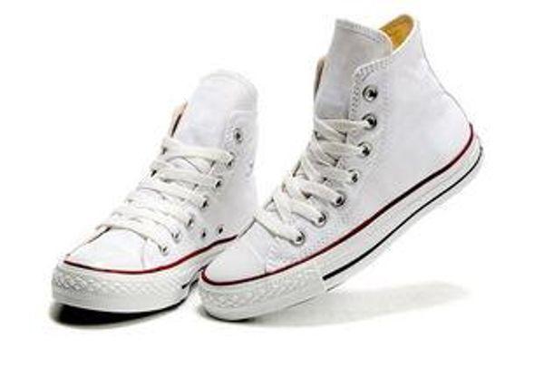 Zapatillas de lona clásicas de Centennial con parejas altas y multicolores, código estadounidense: 4.5-10.5, los clásicos nunca se olvidarán